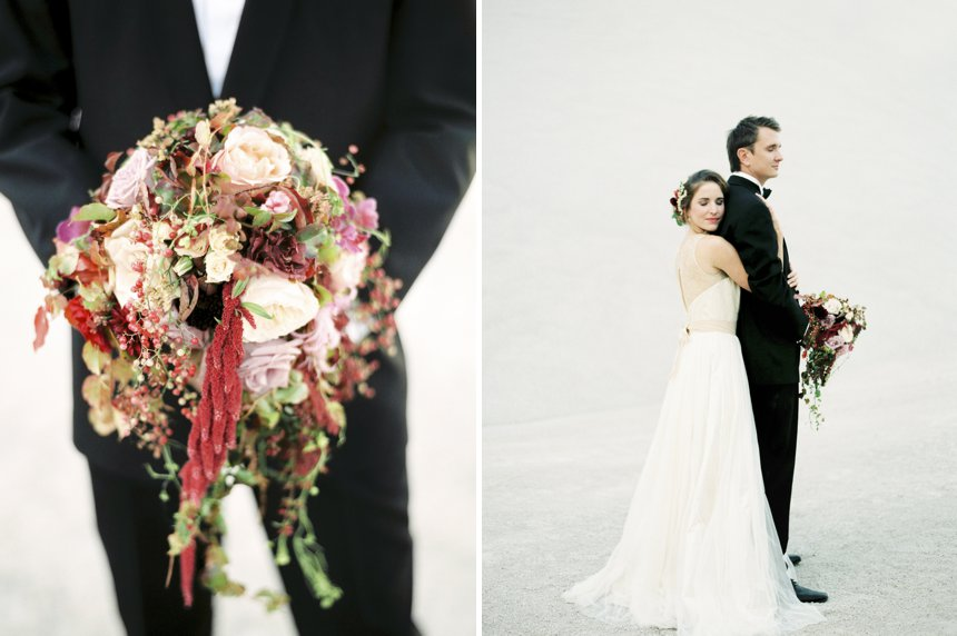 Timo Bolte - Floral Design - Autumn inspired styled shoot photographed by Melanie Nedelko