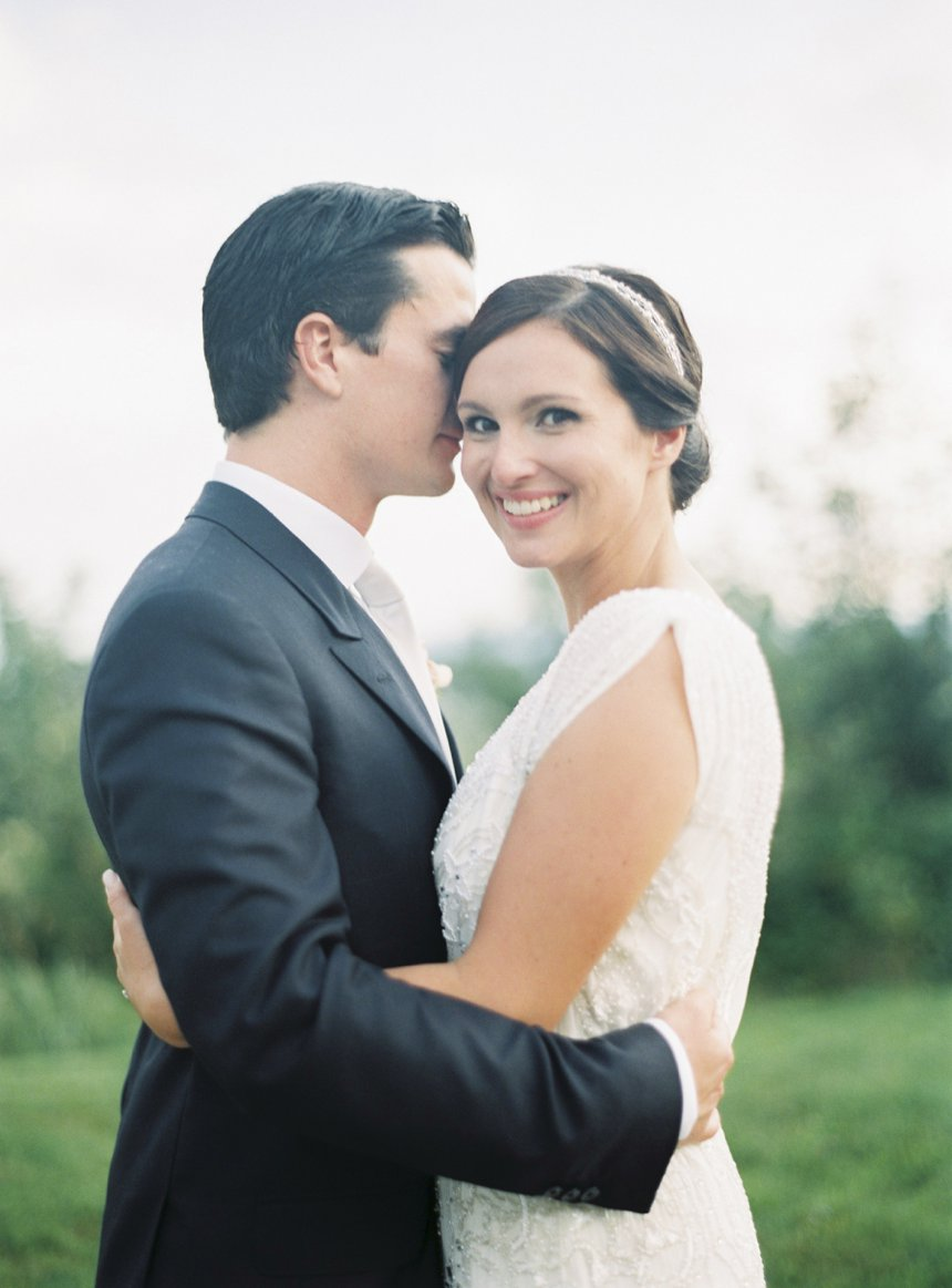 Viennese wedding in Grinzing - Anna and Michi captured on film with my  Contax 645