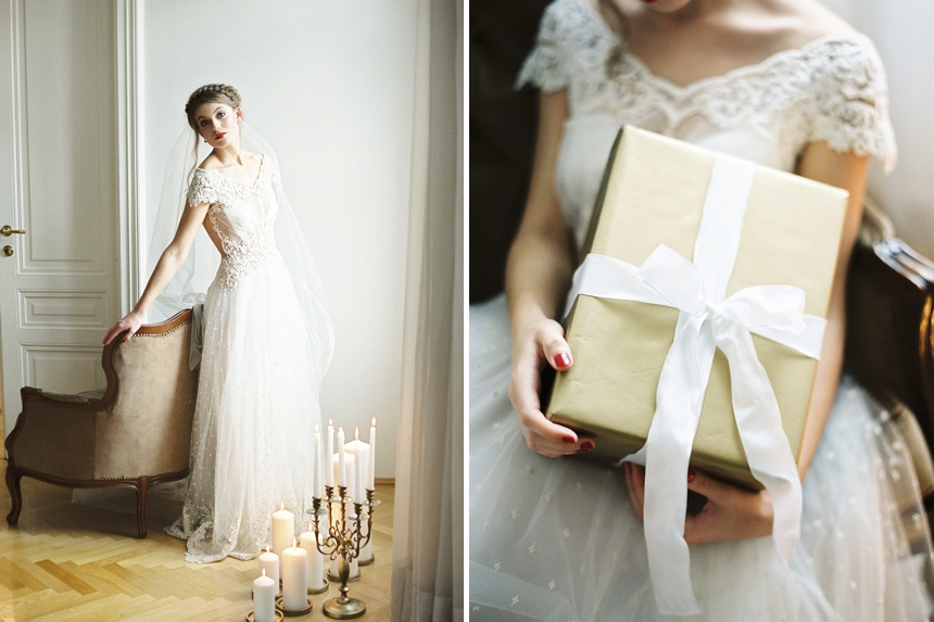 christmas wedding inspiration by melanie nedelko and a very beloved wedding